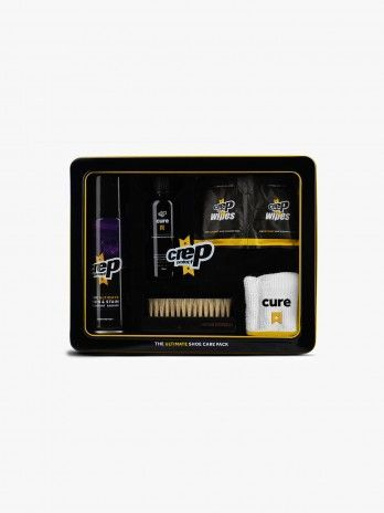 Crep Protect The Ultimate Shoe Care Pack