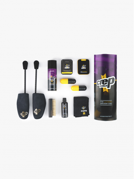 Crep Protect Tube Ultimate Sneaker Care Kit | Fuxia, Urban Tribes United.