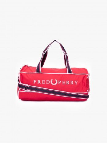 Fred Perry Retro Branded Barrel