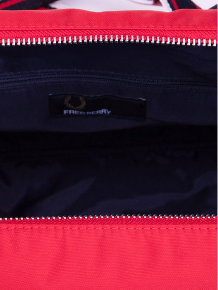 Fred Perry Retro Branded Barrel | Fuxia