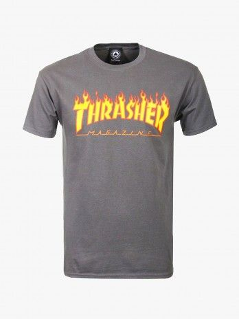 Thrasher Flame Logo