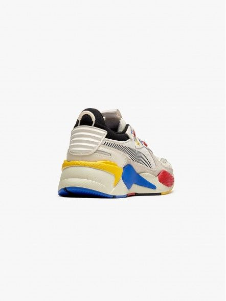 Puma RS-X Colour Theory Trainers | Fuxia, Urban Tribes United.