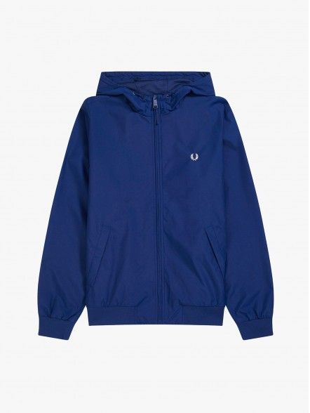 Fred Perry C/ Capuz Brentham | Fuxia, Urban Tribes United.