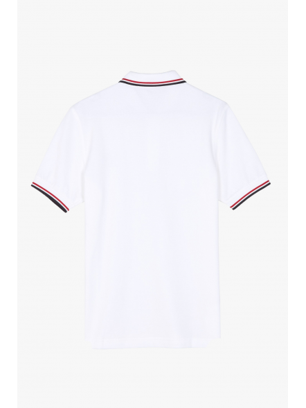 Fred Perry Slim Fit Twin | Fuxia, Urban Tribes United.