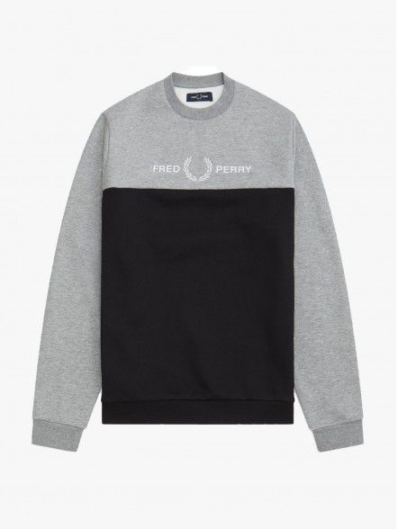 Fred Perry Block Graphic   Fuxia, Urban Tribes United.