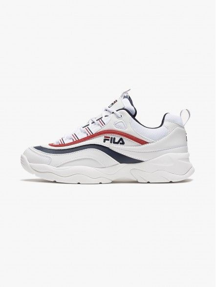 Fila Ray Low | Fuxia, Urban Tribes United.
