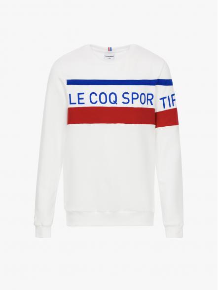 Le Coq Sportif Tri Crew Nº2 Inf | Fuxia, Urban Tribes United.