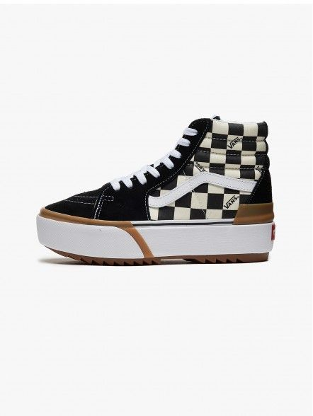 Vans SK8-Hi Stacked W | Fuxia, Urban Tribes United.