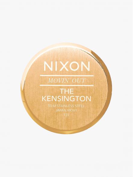 Nixon Relógio Kensington | Fuxia