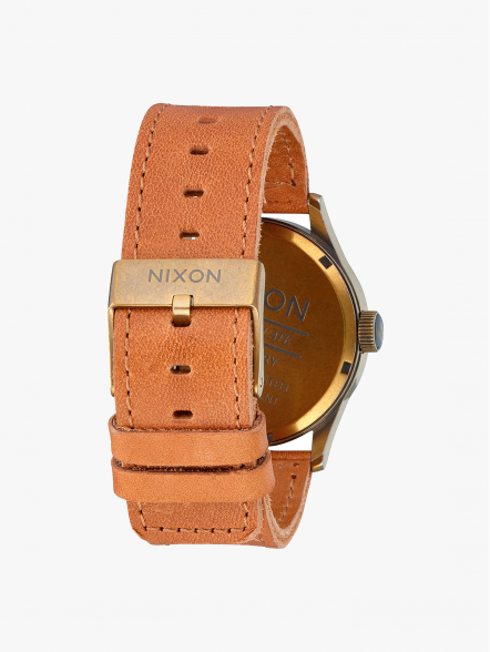 Nixon Relógio Sentry Leather | Fuxia, Urban Tribes United.
