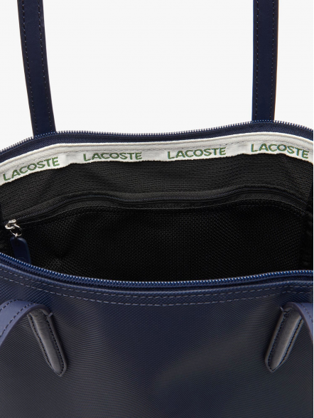 Lacoste Vertical Shopping | Fuxia
