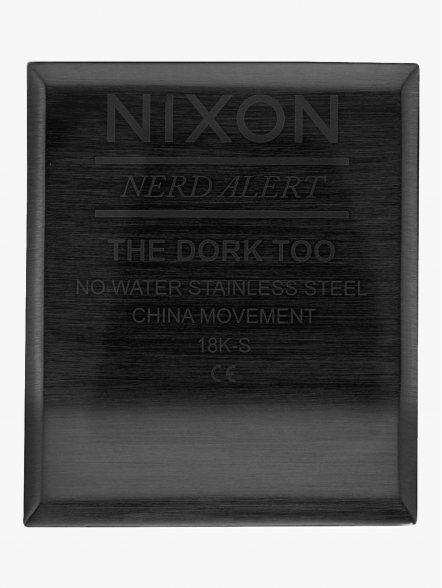 Nixon Dork Too | Fuxia, Urban Tribes United.