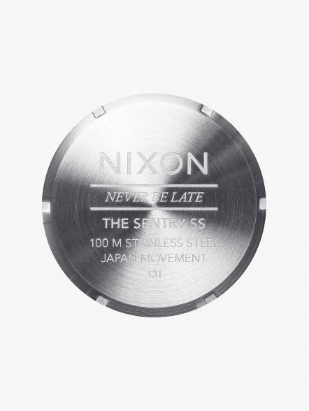 Nixon Relógio Sentry SS | Fuxia, Urban Tribes United.