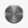 Nixon Relógio Sentry Chrono Leather