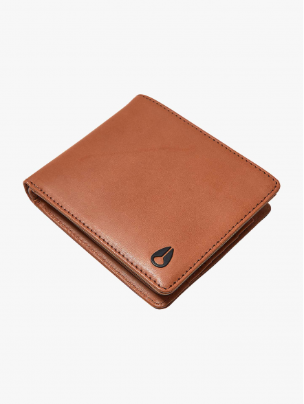 Nixon Pass Leather Coin | Fuxia, Urban Tribes United.