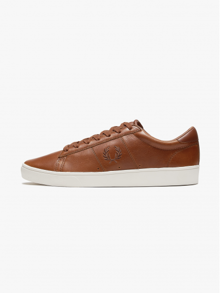 Fred Perry Spencer Leather | Fuxia, Urban Tribes United.