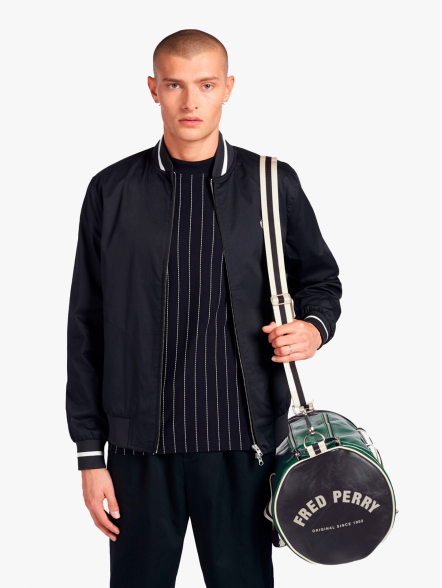 Fred Perry Scotch Grain | Fuxia, Urban Tribes United.