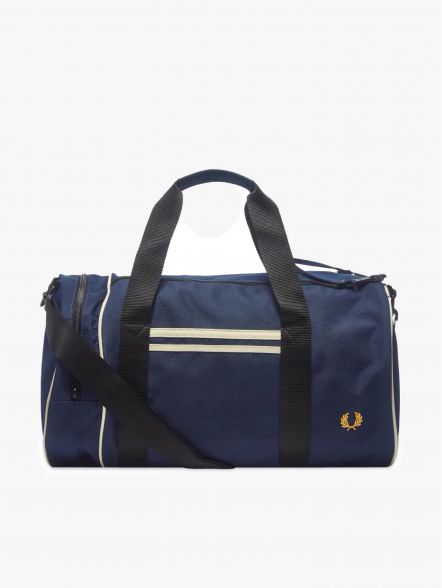 Fred Perry Barrel | Fuxia, Urban Tribes United.