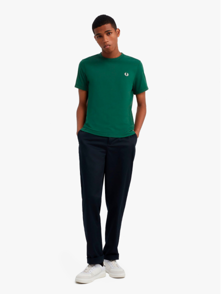 Fred Perry Ringer | Fuxia, Urban Tribes United.