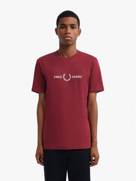 Fred Perry Graphic | Fuxia, Urban Tribes United.