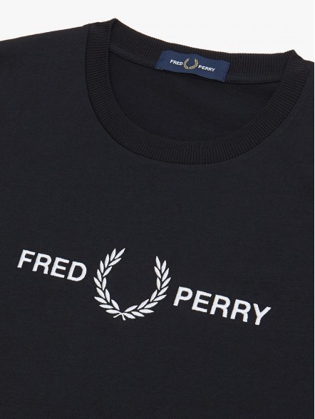 Fred Perry Graphic   Fuxia, Urban Tribes United.