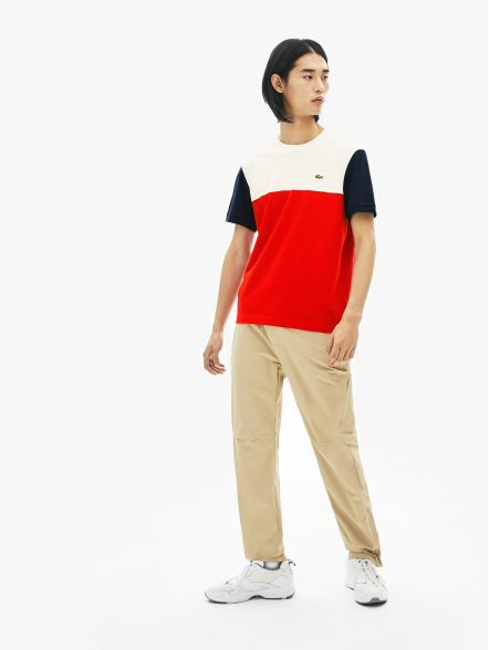Lacoste Color Block | Fuxia, Urban Tribes United.
