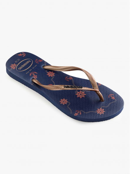 Havaianas Slim Nautical W | Fuxia
