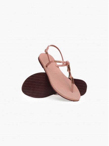 Havaianas You Riviera Maxi W | Fuxia, Urban Tribes United.