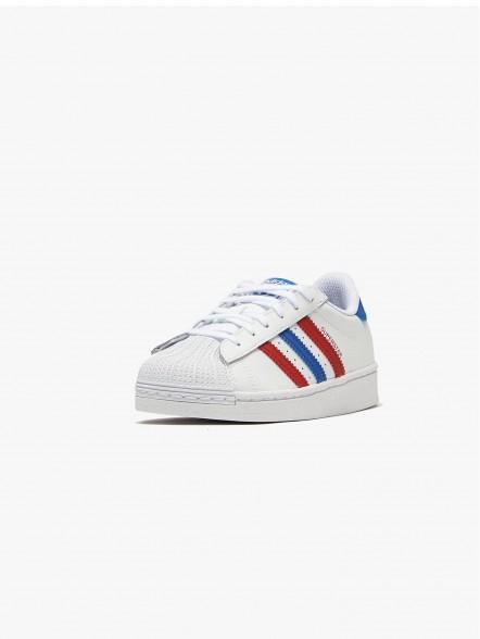 adidas Superstar K | Fuxia
