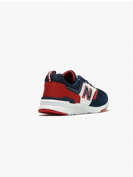 New Balance GR997 Jr | Fuxia, Urban Tribes United.