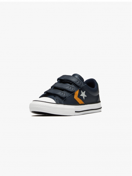 Converse Star Player Leather Twist Easy-On Ox K | Fuxia, Urban Tribes United.