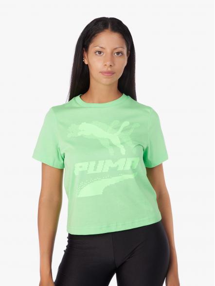 Puma Evide Graphic W   Fuxia