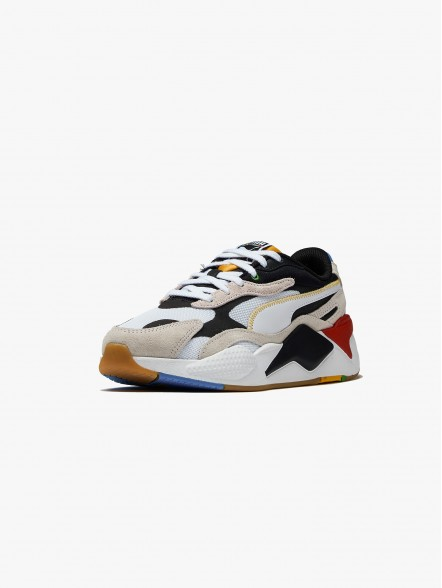 Puma RS-X³ The Unity Collection Trainers | Fuxia