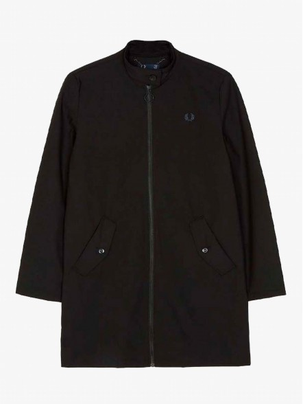 Fred Perry Blend Mac | Fuxia, Urban Tribes United.