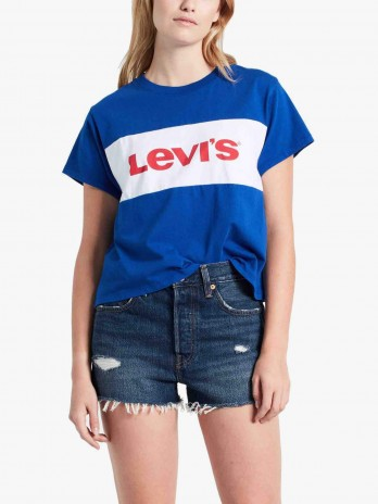 Levis Graphic Colorblock Varsity W