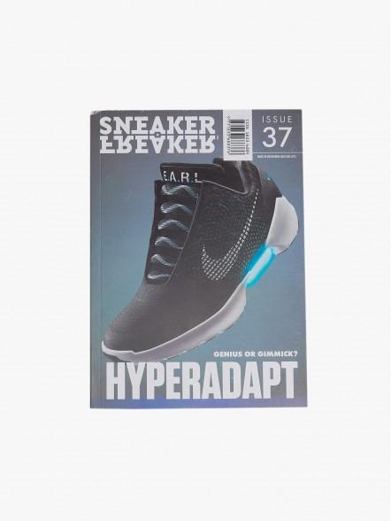 Sneaker Freaker Magazine Issue 37 | Fuxia, Urban Tribes United.