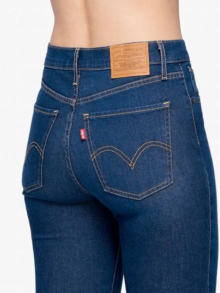 Levis Mile High W | Fuxia