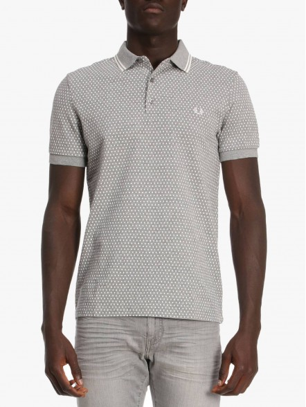 Fred Perry Short Leeve | Fuxia, Urban Tribes United.