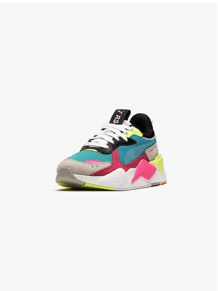 Puma RS-X Reinvent W | Fuxia, Urban Tribes United.