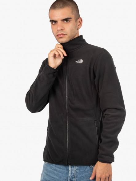 The North Face Glacier Full Zip | Fuxia