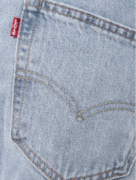 Levis Stay Loose Denim | Fuxia, Urban Tribes United.