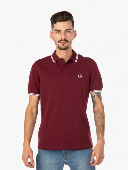 Fred Perry Twin Tipped | Fuxia, Urban Tribes United.
