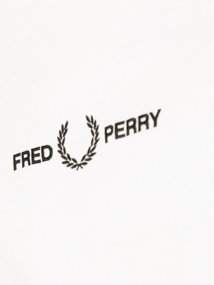 Fred Perry Graphic | Fuxia