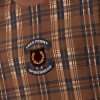 Fred Perry Shield Checked