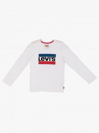 Levis Long Sleeve Heroel Jr
