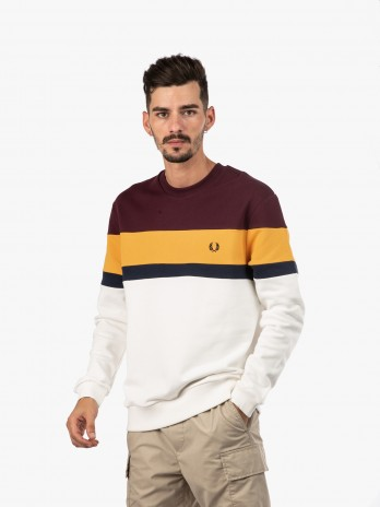 Fred Perry Colourblock