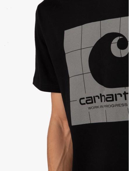 Carhartt S/S Reflective Square | Fuxia