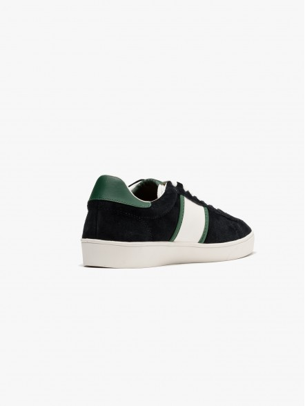 Fred Perry Spencer Suede | Fuxia