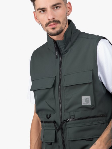 Carhartt Colewood Vest | Fuxia, Urban Tribes United.