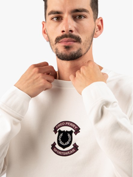 Fred Perry Shield | Fuxia, Urban Tribes United.